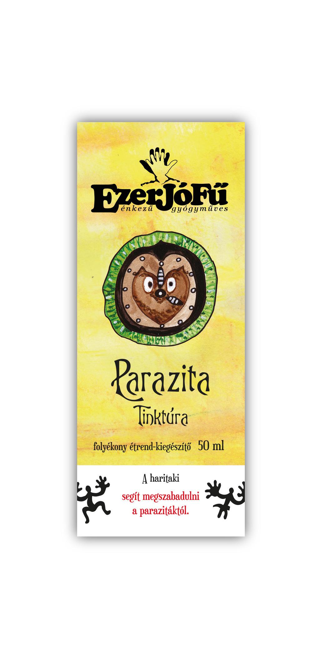 parazita fekete bors)