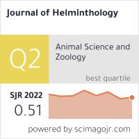 helminthology impakt faktor 2020)