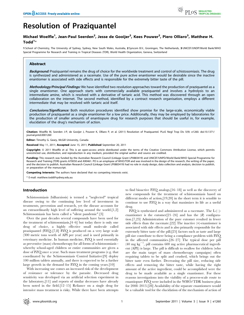 praziquantel helminthiasis kezelés)