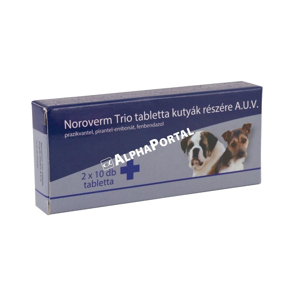 parazita gyógyszer 1 széles spektrumú tabletta)