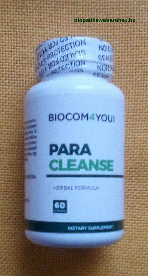 parazita tabletta székletben