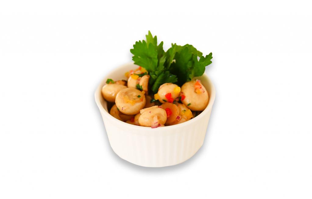 recept a férgekből származó rókagombával)