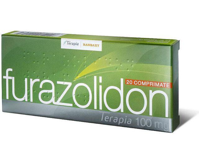giardia tratament cu furazolidon