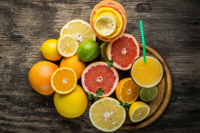 parazitákbol szarmazo citrom)