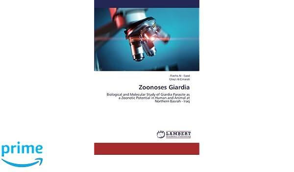 giardia zoonoses)