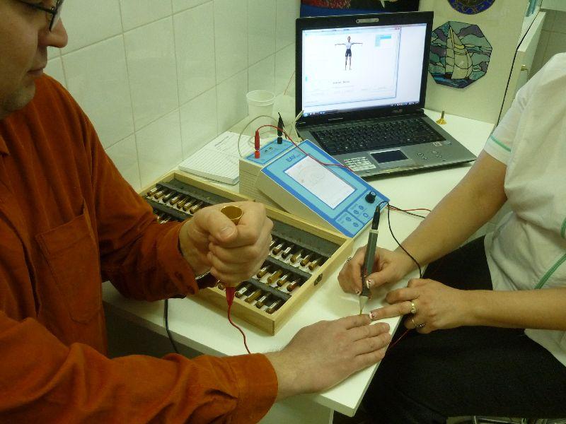 paraziták biorezonancia kezelése