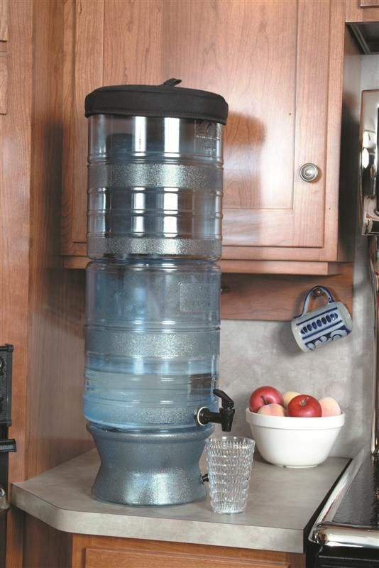 giardia in water tanks)