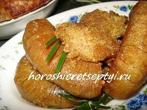 Kaviár csuka recept. Hogyan sózható csuka kaviár: nem rosszabb, mint a vörös