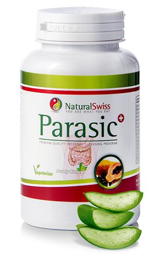 gombák és paraziták kezelése a testben