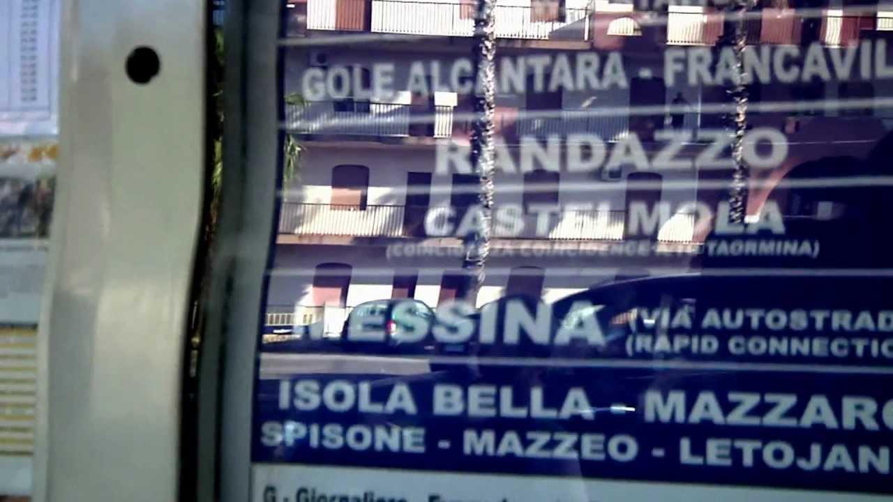 giardini naxos recanati bus terminal