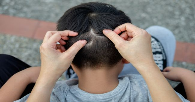 férgek gyermekgyógyászati kezelés során)