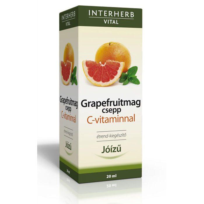 a grapefruitmag kivonat a paraziták számára előnyös