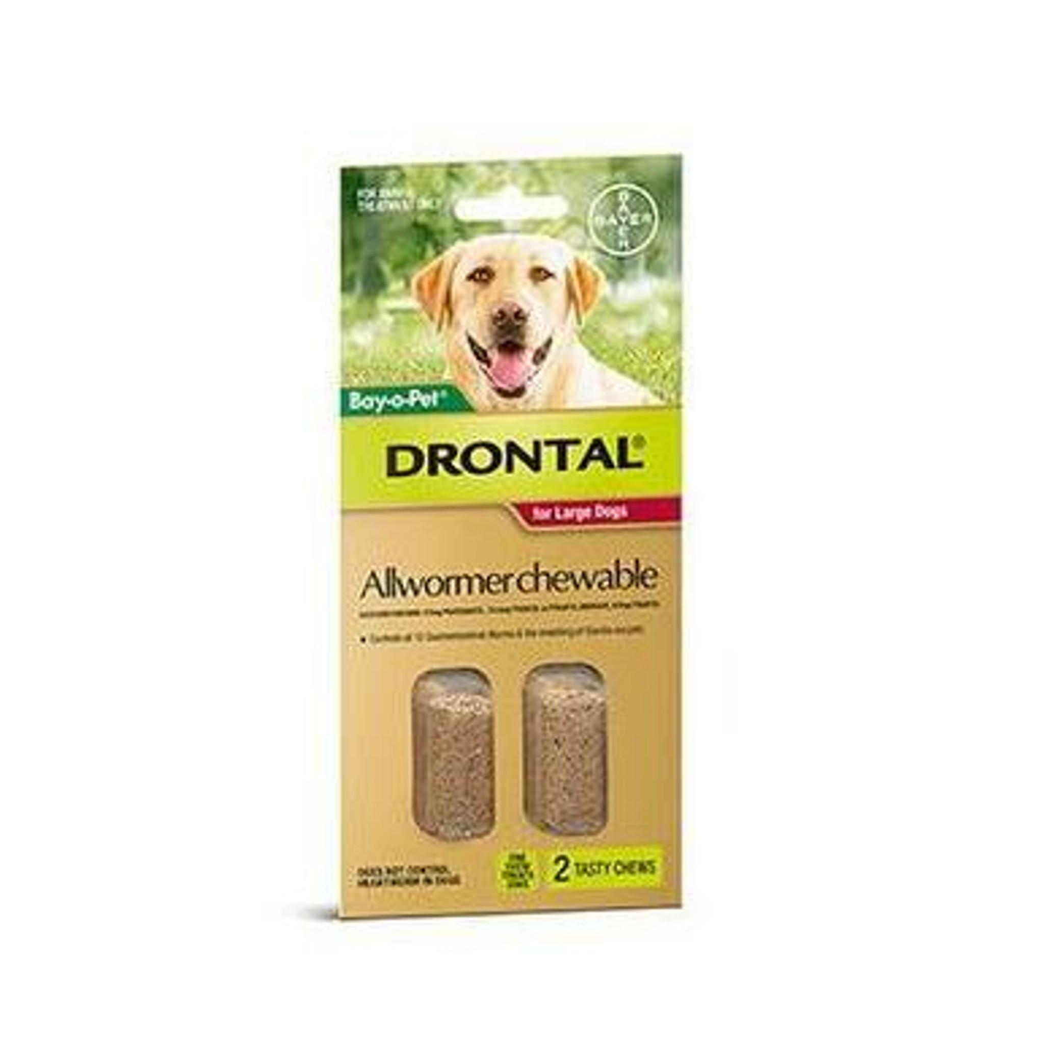 does drontal plus treat giardia