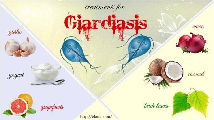 giardiasis natural treatment