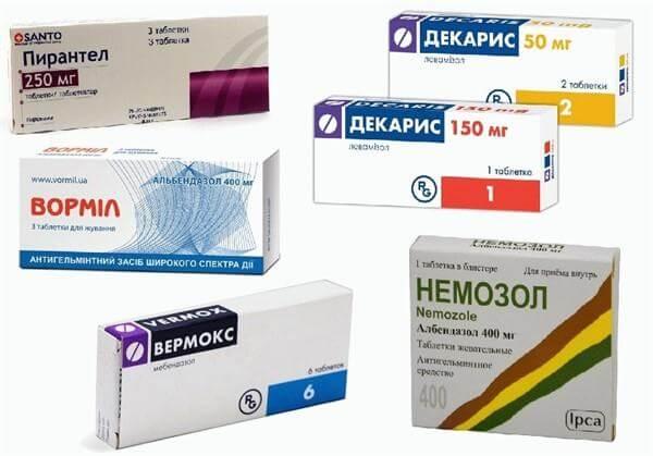 enterobiosis készlet)