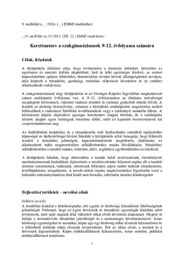 láncfejlesztési ciklus
