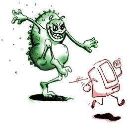 szamitogepes virusok fereg