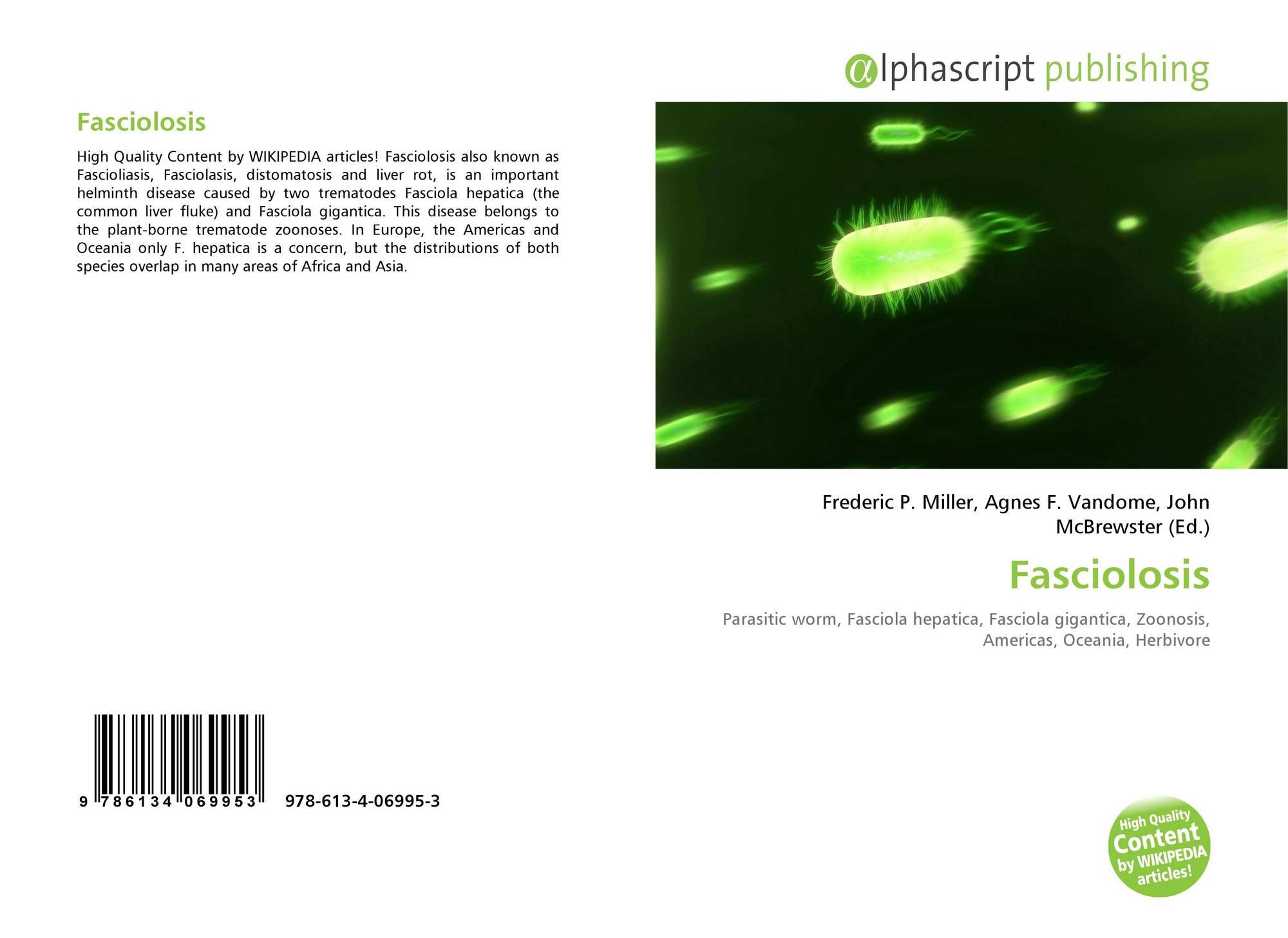 fascioliasis helminth jellemző)
