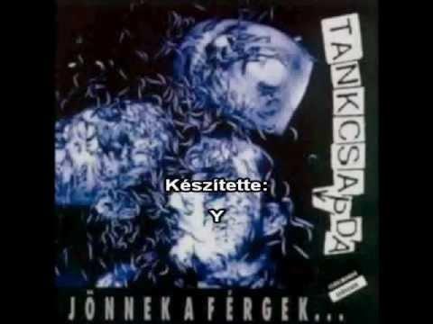 TANKCSAPDA - Jönnek A Férgek /új kiadás/ CD