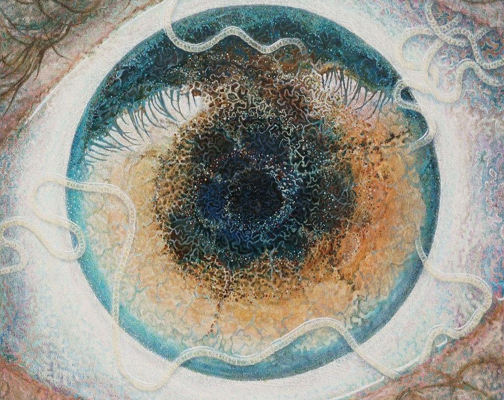 paraziták szemében a kezelés tünetei