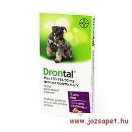 A kutyában élősködő fonalférgek - Betegség, gyógyítás