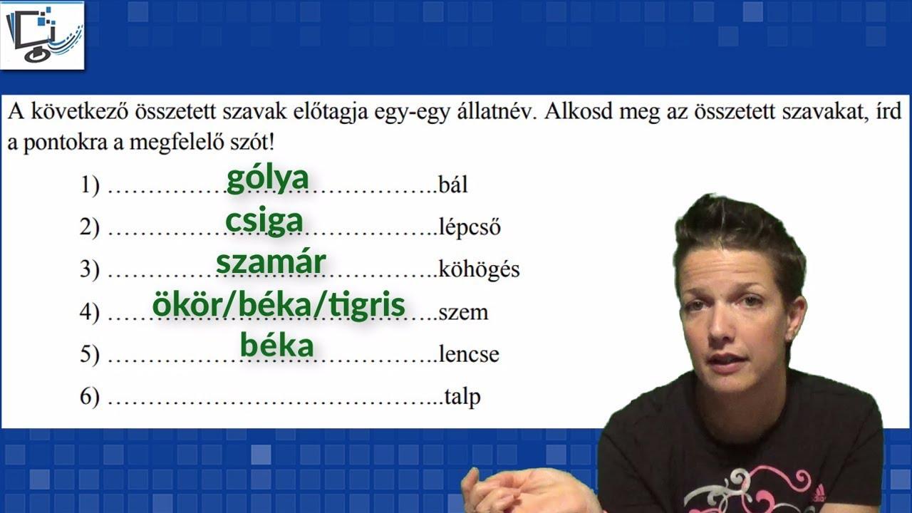 helminth előtag szavak)