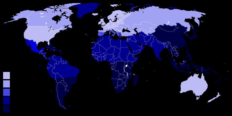 Giardia-fertőzés