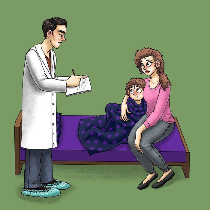 gyermekek piruláinak kezelése)