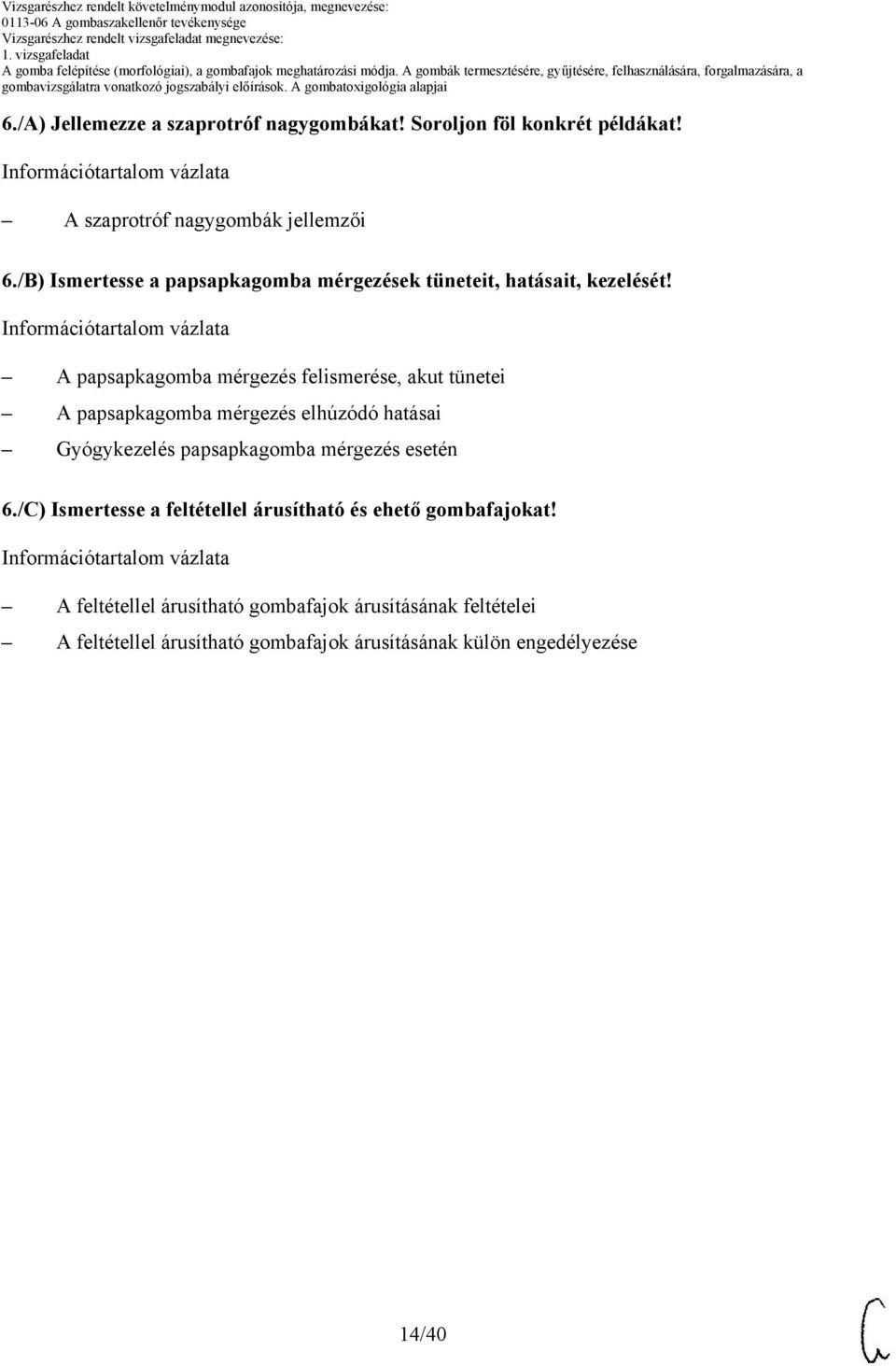 nekrotróf paraziták példák)