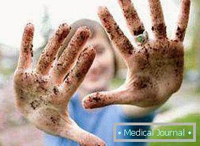 gyermekek helminthiasis tünetei és kezelése