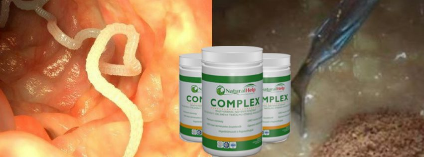 komplex gyógyszer a paraziták számára
