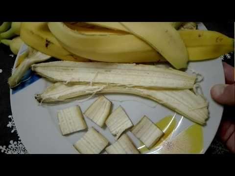 paraziták a banán korbféregben